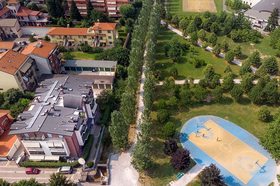 Via Montegrappa 2, Novate Milanese