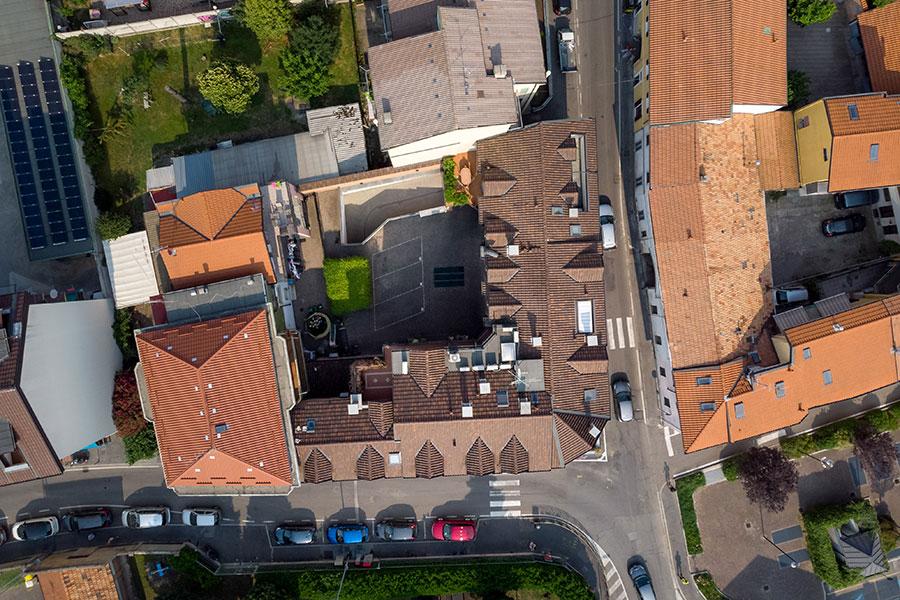Via Cavour 11, Novate Milanese