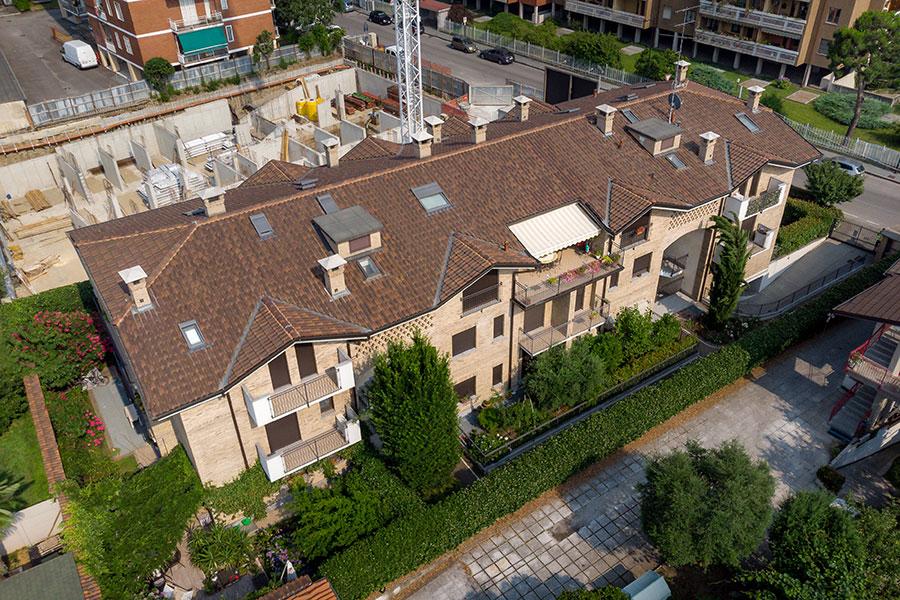 Via Cavour 27, Novate Milanese